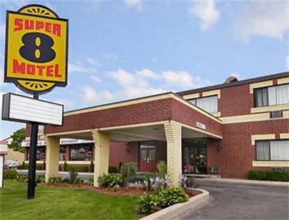 Super 8 Motel   Sarnia