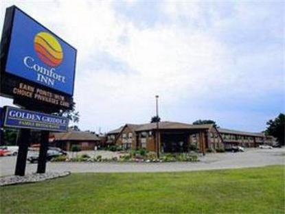 Comfort Inn Ambassador Bridge