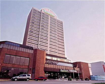 Radisson Riverfront Hotel Windsor