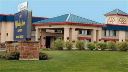 Holiday Inn Express Hotel And Suites Charlottetown