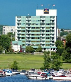 Best Western Hotel Jacques Cartier