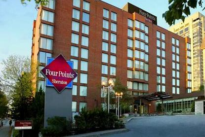 Four Points By Sheraton Hotel And Conference Centre Gatineau