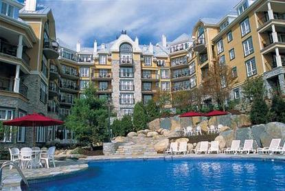 The Westin Resort  Tremblant  Quebec