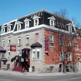 Hotel Viger Montreal