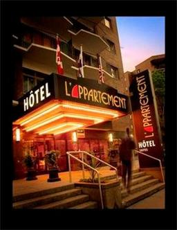 L'appartement Hotel, Montreal Deals - See Hotel Photos ...