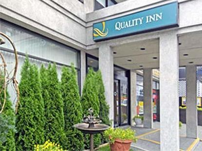Quality Inn Downtown Montreal