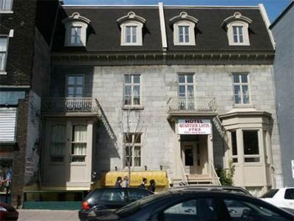 Quartier Latin Montreal Hotel