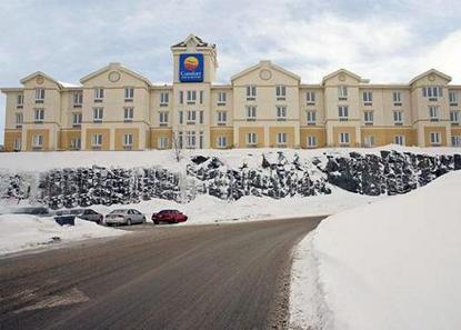 Comfort Inn And Suites Saint Jerome Deals See Hotel