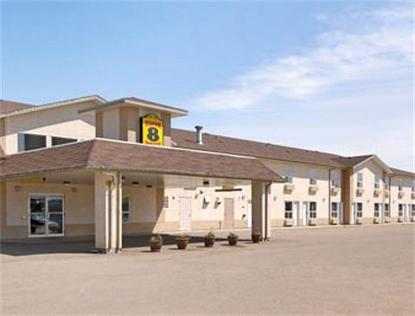 Super 8 Motel   Meadow Lake