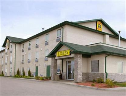 Super 8 Motel Prince Albert