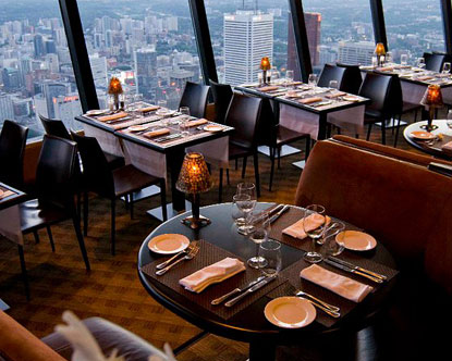CN Tower 360 Restaurant Prices