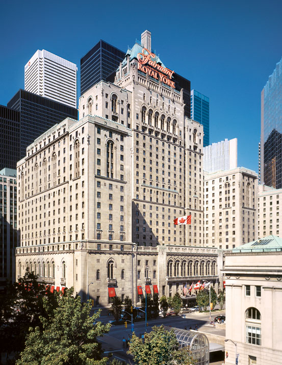Toronto Hotels Near Air Canada Center