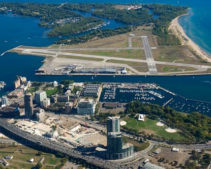 Toronto Island Airport Code