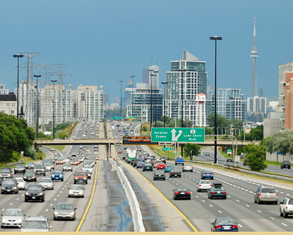 Car Rental At Toronto Airport Canada