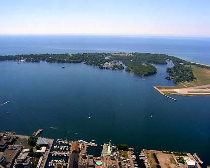 Toronto Islands Centre Island Toronto Toronto Island Ferry