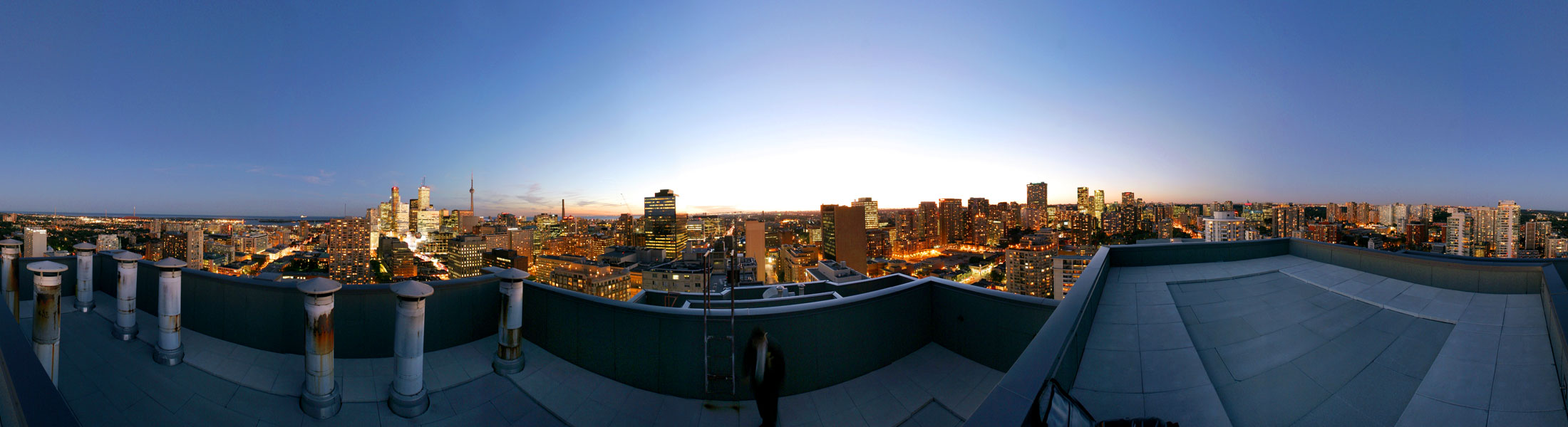 Toronto Skyline Toronto Skyline Pictures