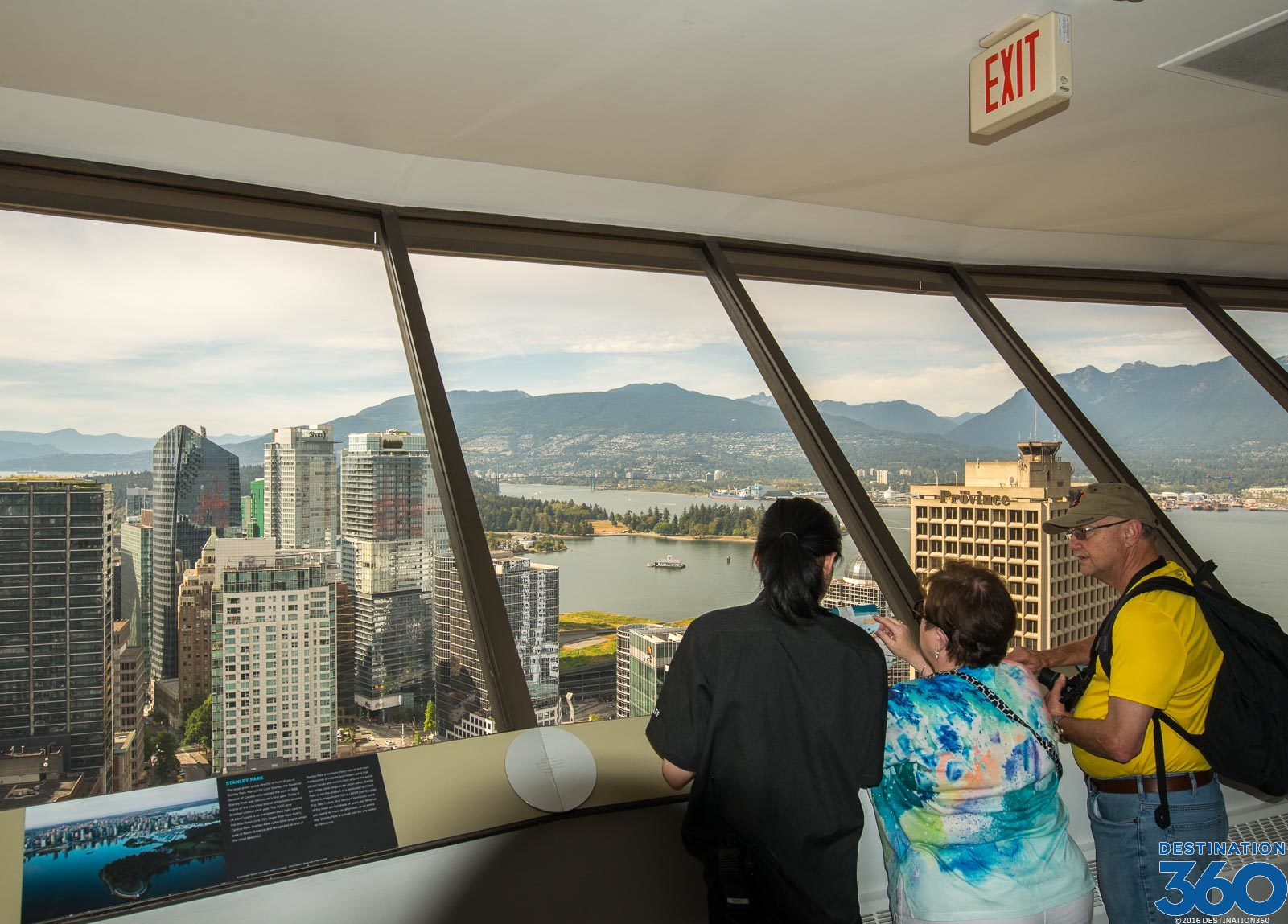 Attractions in Vancouver