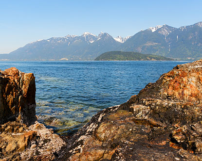 How Much Is A Mile >> Bowen Island - Things to do on Bowen Island