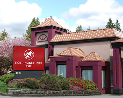 North Vancouver Hotels