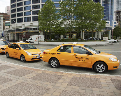 Vancouver Taxis