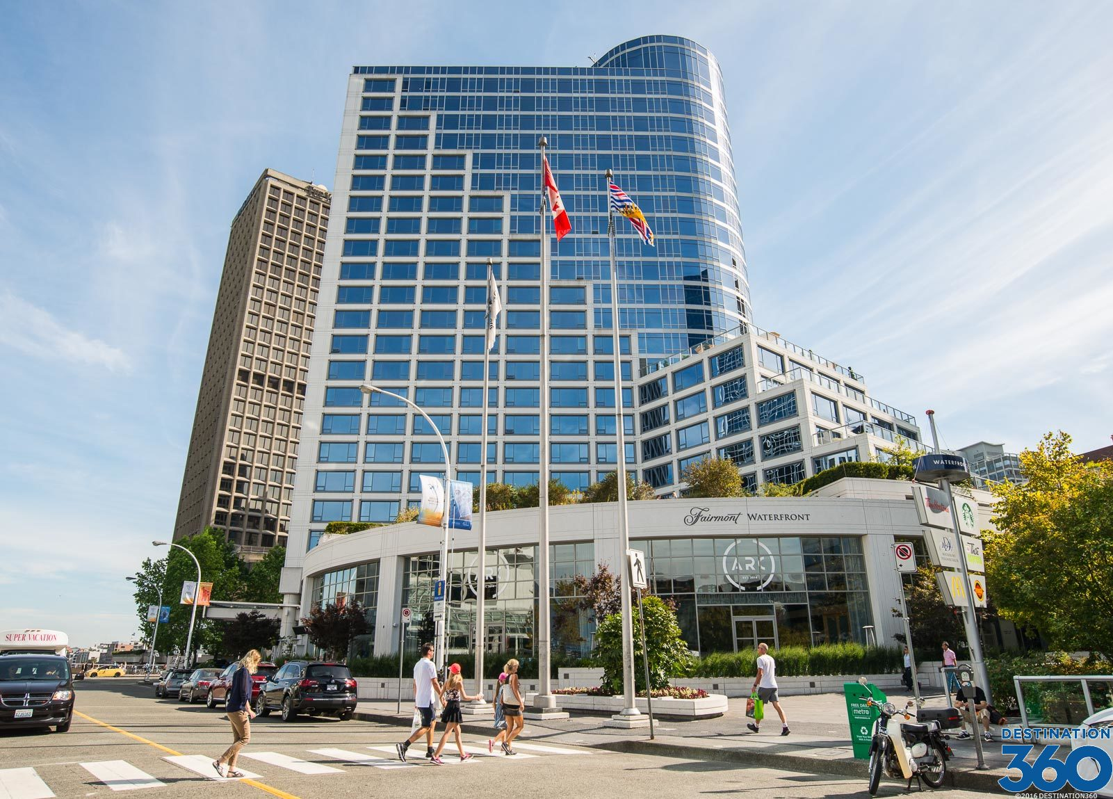 Vancouver Luxury Hotels