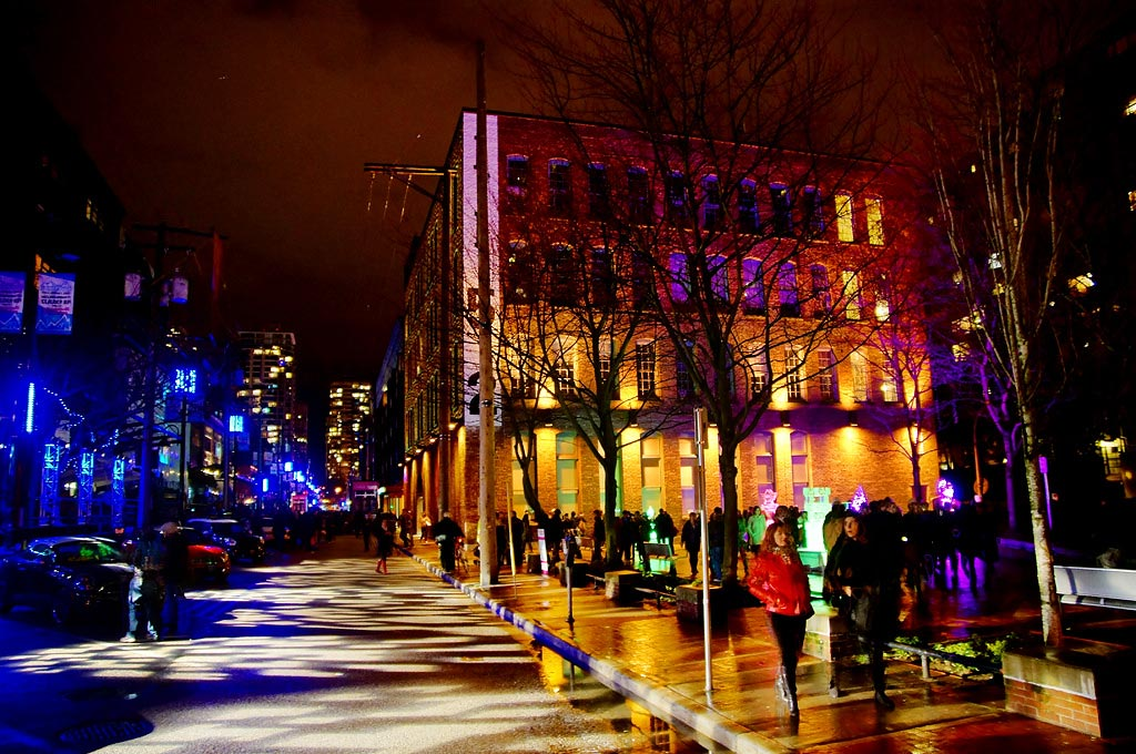 Vancouver Nightlife - Vancouver BC Night Clubs