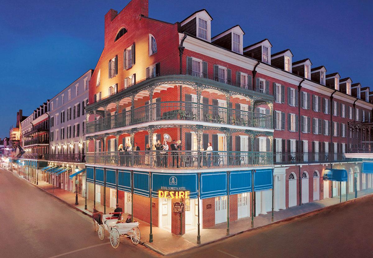 Royal sonesta hotel new orleans new orleans la french for Design hotel new orleans