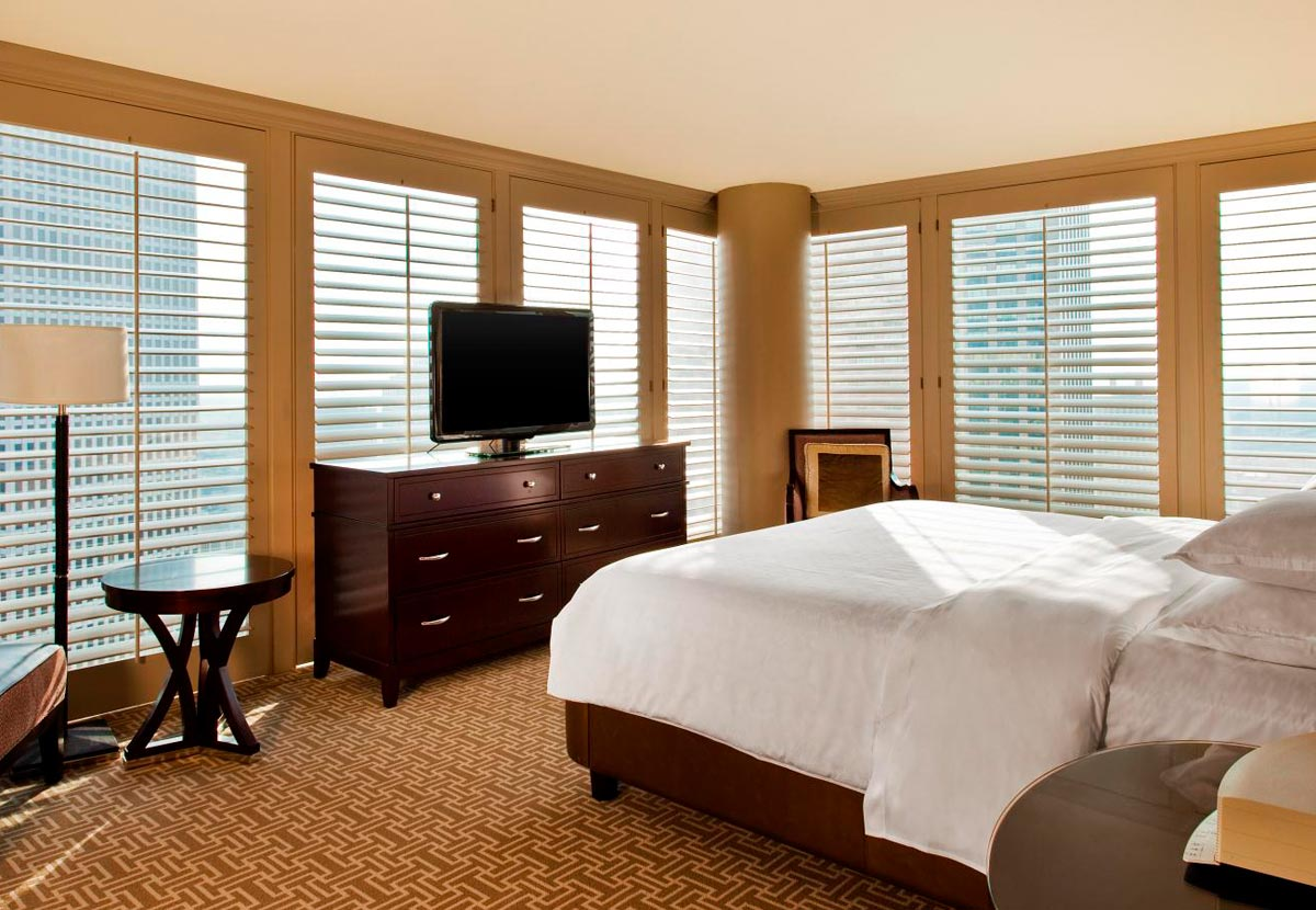 Starwood Hotels New Orleans