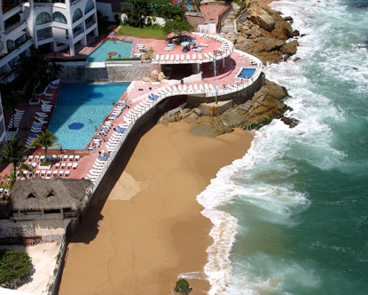 Acapulco Beach Hotels Beachfront Acapulco Accommodations