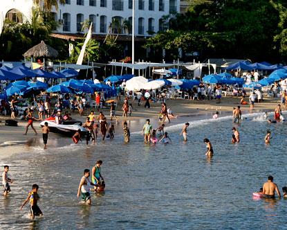 Caleta Beach Playa Caleta Acapulco