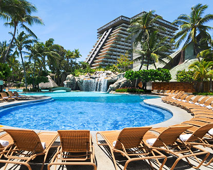 fairmont princess acapulco: