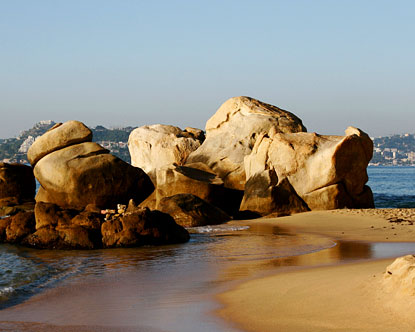 Playa Roqueta Roqueta Beach Acapulco Mexico