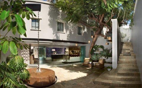Hotel Villa Jacaranda