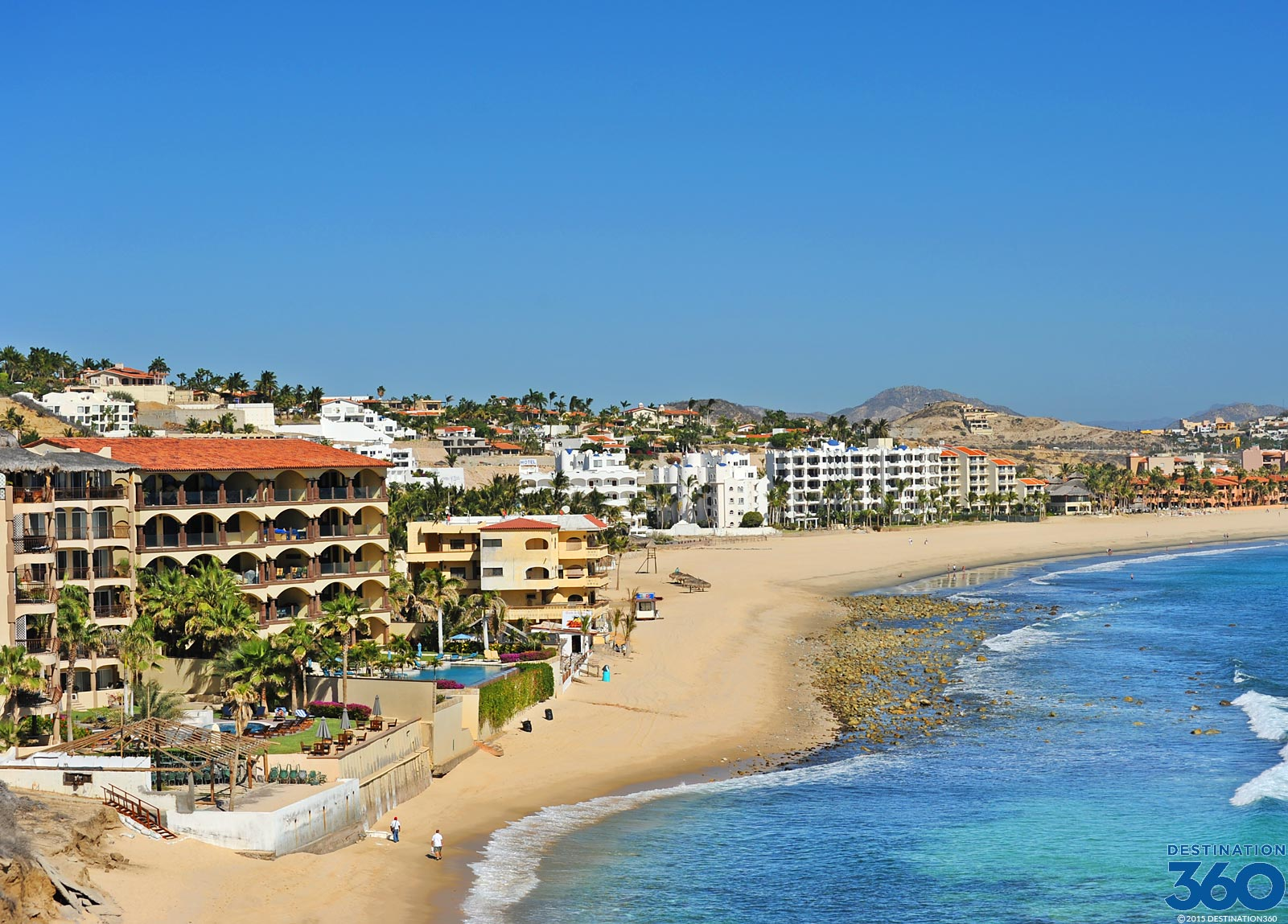 Resorts in cabo san lucas los cabos resorts for All inclusive fishing resorts