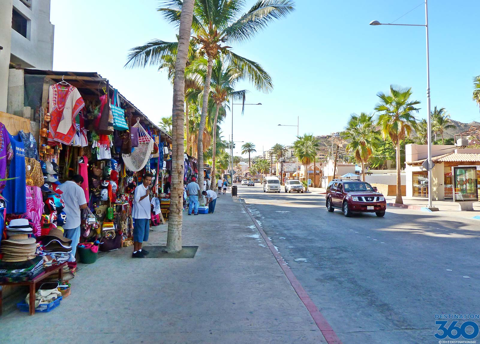 Cabo San Lucas Shopping