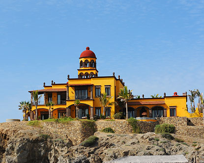 Cerritos Beach Lodging Baja Beach Hotels