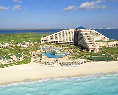 Hilton Cancun Golf and Spa Resort