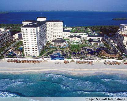 Casamagna Marriott Marriott Casa Magna Cancun