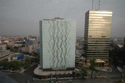 Embassy Suites Hotel Mexico City Reforma