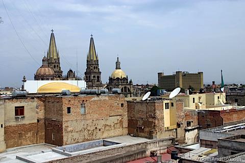 Quality Inn Guadalajara Centro Historico