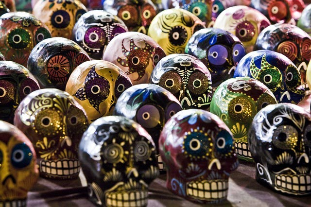 Day of the Dead Sugar Skulls