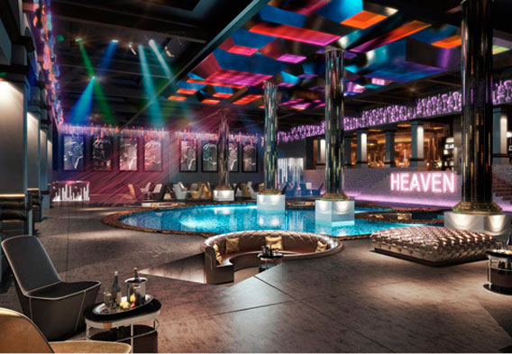 Hard Rock Hotel Riviera Maya Dining and Nightlife