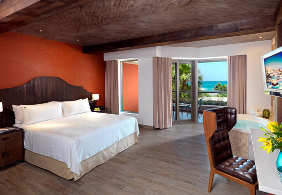 Hard Rock Hotel Riviera Maya Rooms