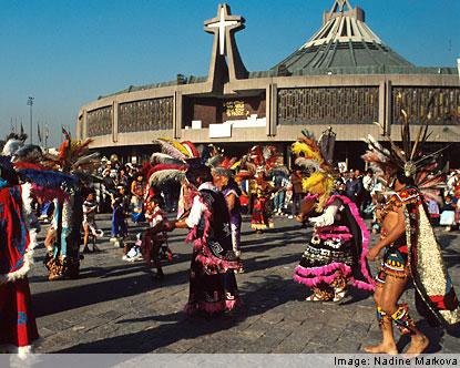 Basilica De Guadalupe Basilica Of Our Lady Of Guadalupe