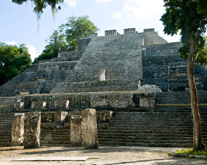 Calakmul Mexico Calakmul Ruins Tours Of Calakmul
