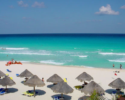 Suggested Itineraries Cancun