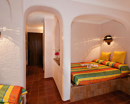 Chichen Itza Hotels