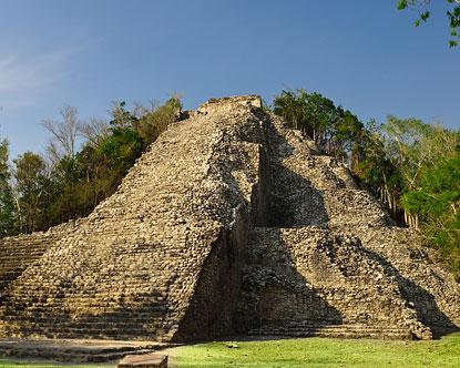 Coba Mexico Coba Ruins Mayan Ruins Of Coba