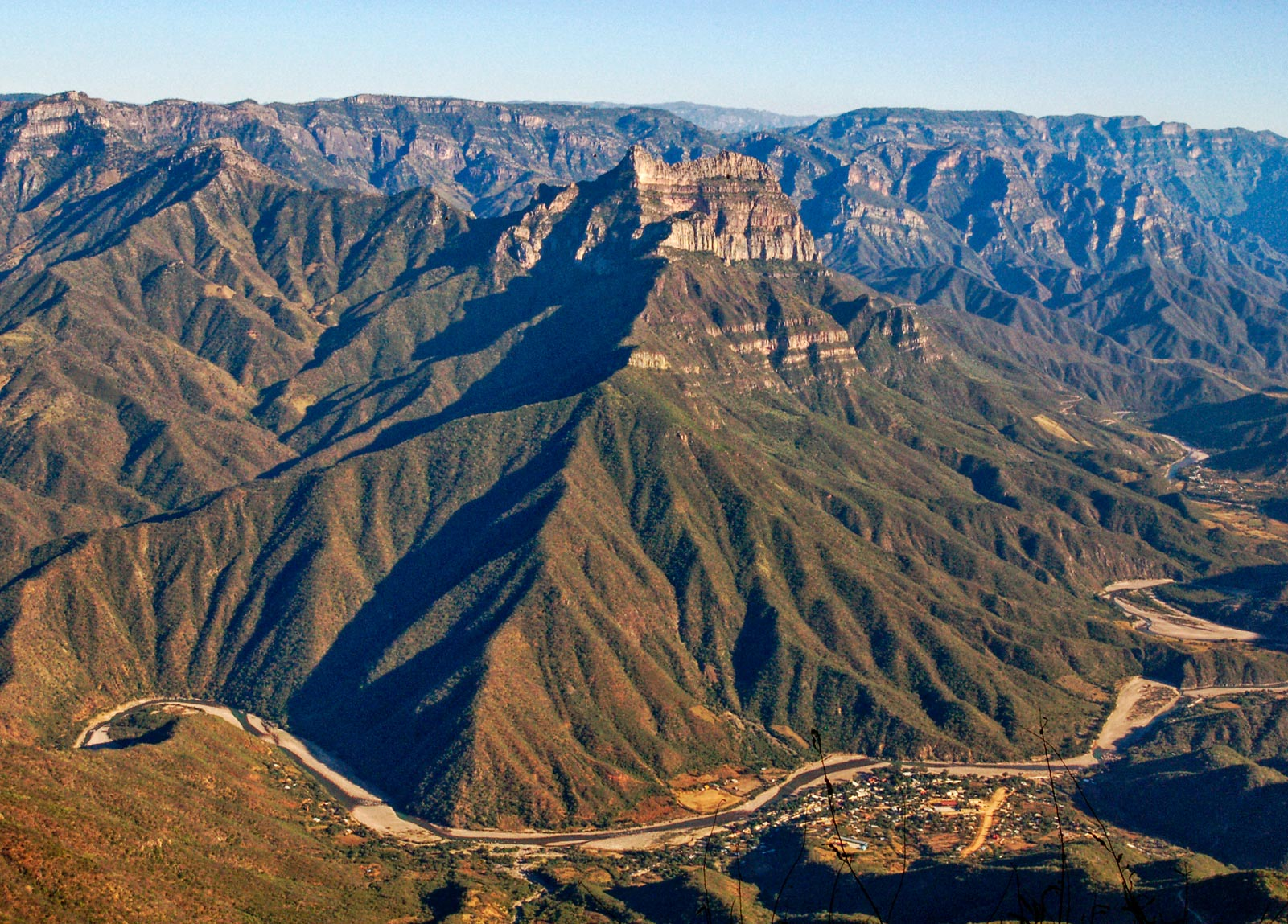 Copper Canyon Mexico