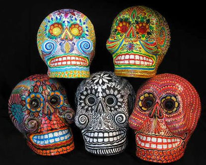 day of dead. Day of the Dead Masks